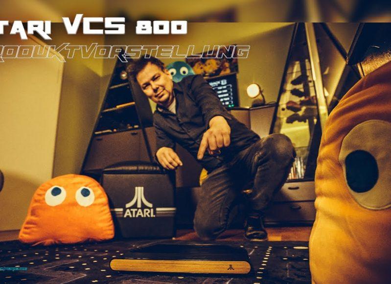 Atari VCS im detaillierten Praxis-Test!
